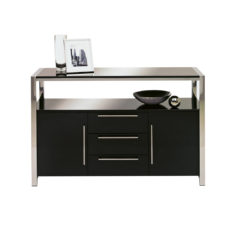 Black Gloss Sideboards